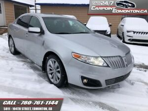 2012 Lincoln MKS AWD...TOP OF THE LINE...LOADED...EVERY OPTION