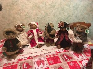 Bearington Bears Collection Cambridge Kitchener Area image 6