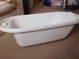 Mothercare Baby Bath - immaculate condition! £4