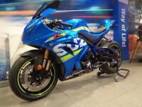 Suzuki GSX-R1000R L7 MOTO-GP Edition - Unregistered - Too many extras to list