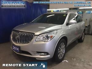 2014 Buick Enclave Convenience  - Bluetooth -  Leather Seats - $