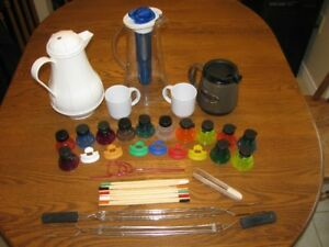 INFUSER  JUG  /  COFFEE  CARAFE  AND  MORE