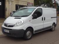 2013 (63) Vauxhall Vivaro 2.0 CDTi 2900 EcoFLEX SWB Diesel *NO VAT*