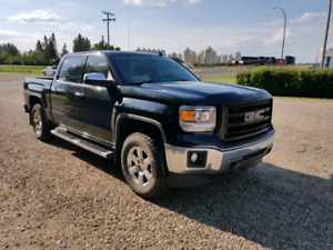 2014 GMC Sierra, SLT Z71, leather, 4x4, backup camera, air cond