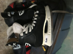 Patin hockey Bauer grandeur 4