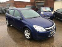 Vauxhall/Opel Astra 1.8i 16v ( 140ps ) Auto Club 2007 12 MONTHS MOT AUTOMATIC