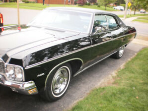 1970 Caprice for sale