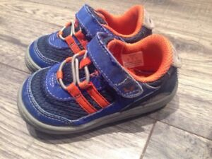 Stride Rite size 5 toddler sneakers