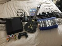 Ps4, games and controllers