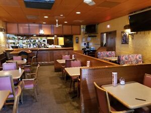 WEST EDMONTON RESTAURANT / LOUNGE FOR SALE