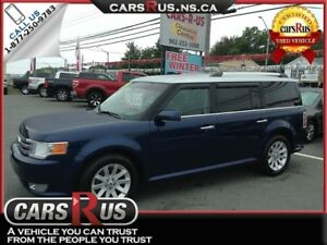 2012 Ford Flex SEL....includes 4 FREE winter tires!!