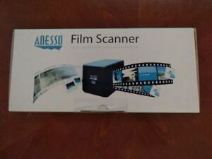 ADESSO Film Scanner Brand New in the Box with Software!