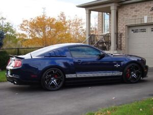 2010 3.4 Whipple Supercharged Shelby GT500 1000 Hp