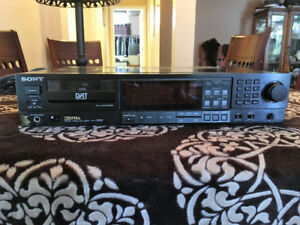 Sony  Digital Audio Tape Deck DTC-1000  Parts Only