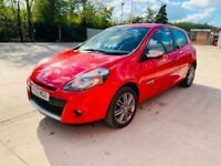 2012 Renault Clio 1.2 16V Dynamique TomTom 3dr HATCHBACK Petrol Manual