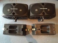 Celestion SR Series 1 Speakers with Celestion SRC1 Controll System