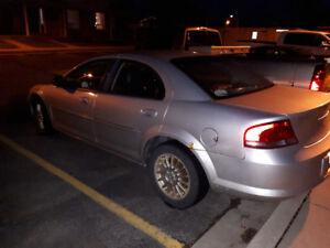 2004 Chrysler Sebring Sedan