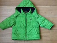 Boys Next jacket age 1/2 to 2 years