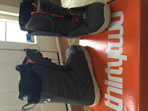 Men's Thirty Two Boots - size 12, excellent condition London Ontario image 1