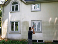 Professional Stucco Cleaning