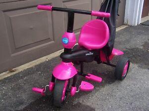 Girls Smart Trike