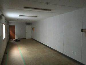 2012 12' x 60' Skid Mounted Office