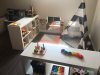 ***SOUTH END Innovative Home Daycare- 1 space any age!***