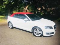 2012 Audi A3 Cabriolet 1.6 TDI Sport Convertible 2dr Diesel Manual (114