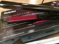 Babyliss hair straighteners brand new!!