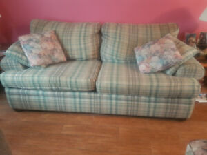 Used couch and chair