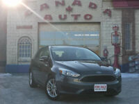 2015 FORD FOCUS HATCHBACK W/AUTOMATIC, BACKUP CAMERA,  BLUETOOTH Winnipeg Manitoba Preview