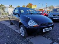 2008 Ford Ka Style 1.3 Petrol 3 Door - No MOT - 61737 Miles - Spare / Repair