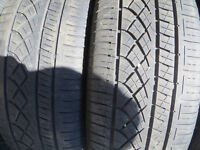 2-P215/60R16 ALL SEASON TIRES
