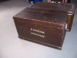 Sea chest from RMS Strathmore Mount Gambier Grant Area Preview