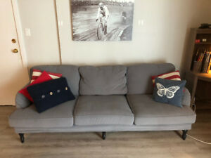 Couch + Bench