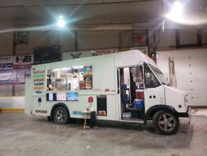 Ice cream/food truck