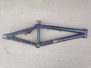 BMX frame and parts for sale