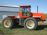 4W-220 Allis- Chambers Tractor