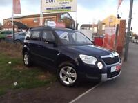 Skoda Yeti 2.0TDI CR ( 110ps ) S