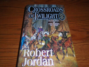 Wheel of Time Books Hardcover