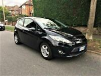 2012 Ford Fiesta 1.2 + LHD + LEFT HAND DRIVE + ONLY 39K