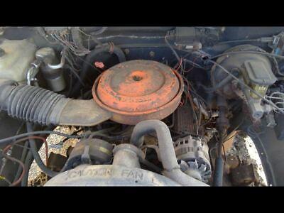 Power Brake Booster Model VIN C/k Fits 88-91 CHEVROLET 1500 PICKUP 2878446