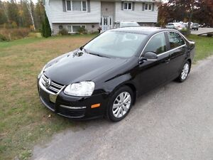 2008 VOLKSWAGEN JETTA 2.5 LEATHER ONLY 124K $5995