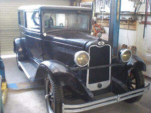 1928 chev would prefer not to store