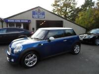 2013 63 MINI HATCH COOPER 1.6 COOPER D 3D 112 BHP £0 ROAD TAX SAT NAV DIESEL
