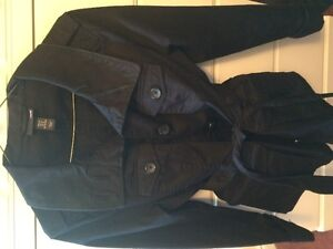 Brand new black trench coat H AND M