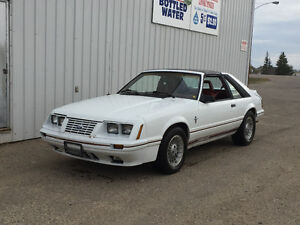 1984 Ford Mustang GT.350