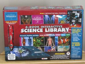 Interactive Science Library
