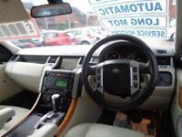 2007 LAND ROVER RANGE ROVER SPORT Tdv8 Hse E4 3.6 Auto