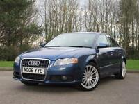 2006 Audi A4 2.0 TFSI S Line Special Edition Saloon 4dr Petrol Manual